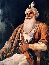 Sikhism Long Hairstyle