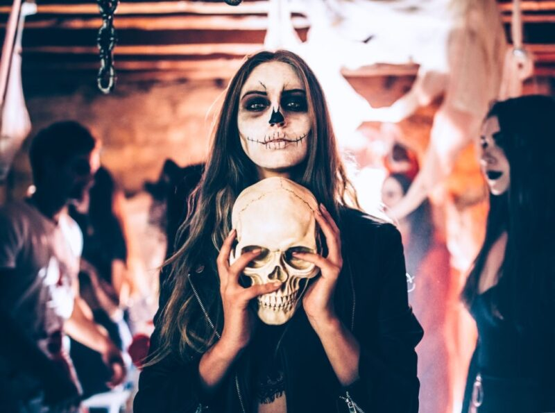 All You Need to Know About Halloween Contact Lenses