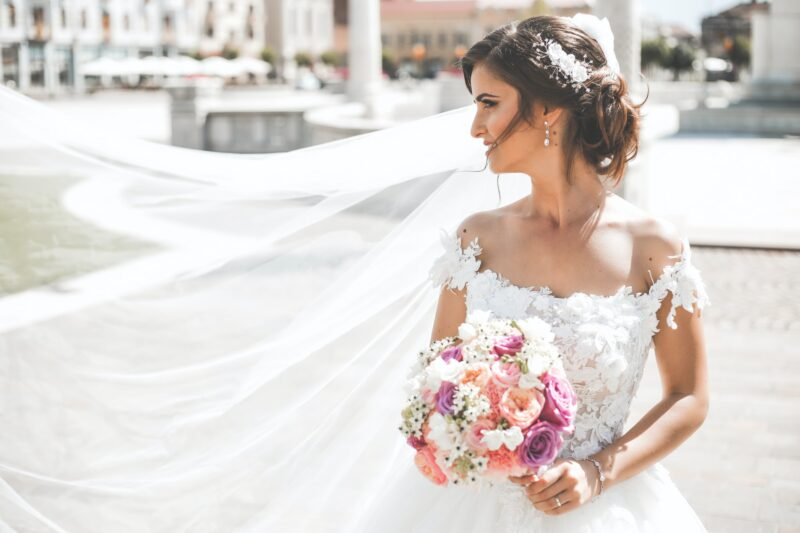 Why Do Brides Carry Flowers And The Perfect Wedding Bouquet