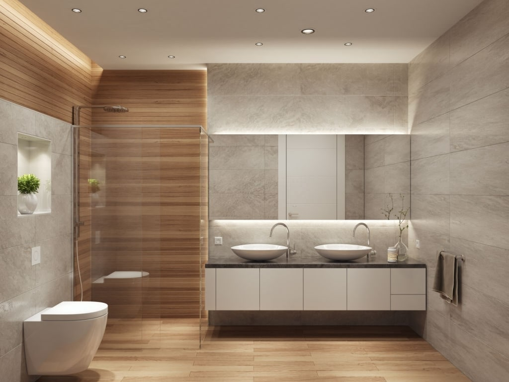 Beautiful Bathroom Ideas That Are Big in Style for Minimalists